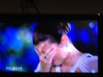 crying on the bachelor