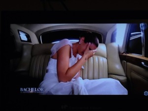 french bachelor crying