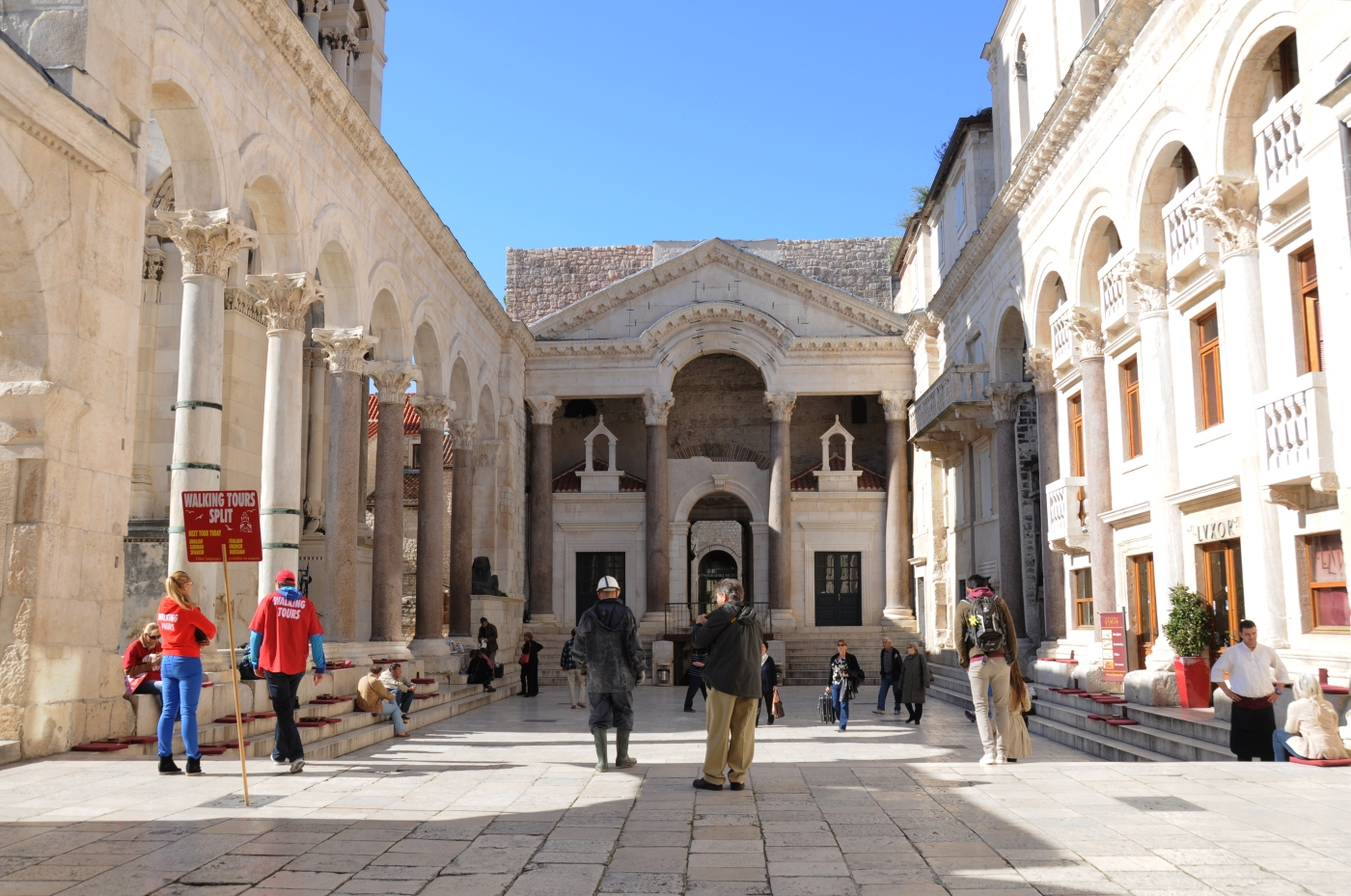 split croatia tourism