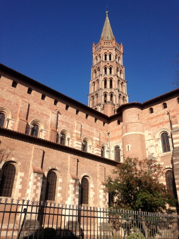 pink city toulouse