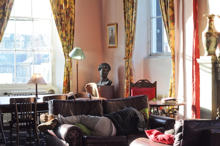 castle rock hostel edinburgh
