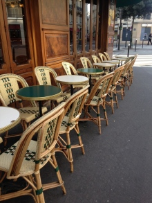 french cafes