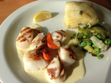 scallops at Ee-usk