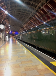 night riviera train