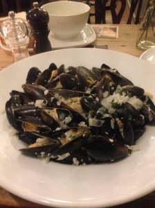 river mussels