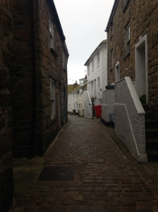 streets of st. ives